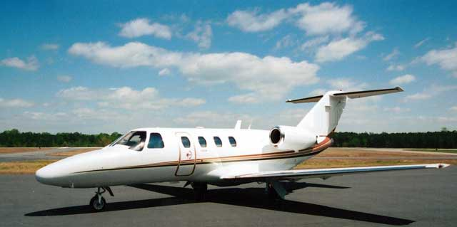 speedbird air - citation jet